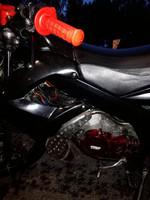 Magneetonkoppa Derbi Senda 06-17, punainen