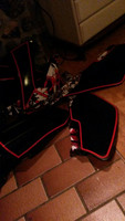 Vanneteippi 10mx6mm, punainen