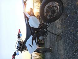 Giannelli pakoputki, Yamaha DT