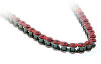 KMC 420 vahvistetut ketjut, punainen, 140 lenkkiä