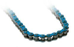 KMC 420 vahvistetut ketjut, sininen, 140 lenkkiä