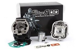 Stage6 StreetRace sylinterisarja 50cc, Derbi Senda (D50B0) 06->