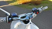 Stage6 Jarrunestesäiliön kansi sininen, Yamaha Aerox
