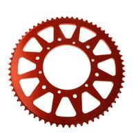 Takaratas, punainen, Derbi Senda/Yamaha DT, 65H