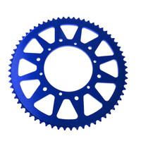 Takaratas, sininen, Derbi Senda/Yamaha DT, 65H