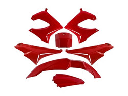 TNT katesarja, Derbi Senda X-Race, punainen