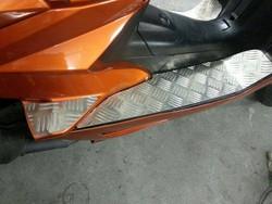 Tun'R Astinlaudat, Yamaha Aerox