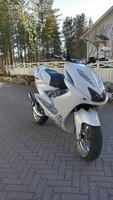 Etuvalo Black Line, Yamaha Aerox <-12