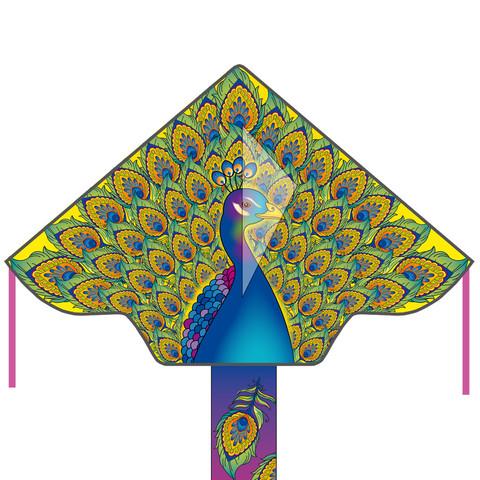 Simple Flyer Peacock 120cm
