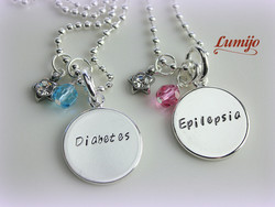 MEDICAL NECKLACES
