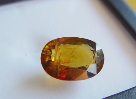 Andalusiitti / andalusite 17,4ct