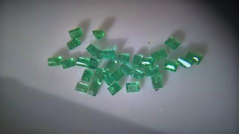 Smaragdi 1.9  x 2,2    mm