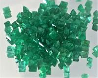 Smaragdi 1,3  x 1,3   mm