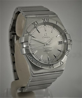 Omega Constellation Chronometer CO-AXIAL , automatic