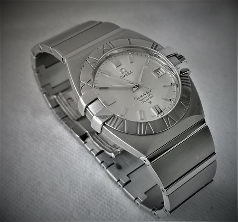 ISO Omega Constellation Double Eagle Perpetual, 39,5mm