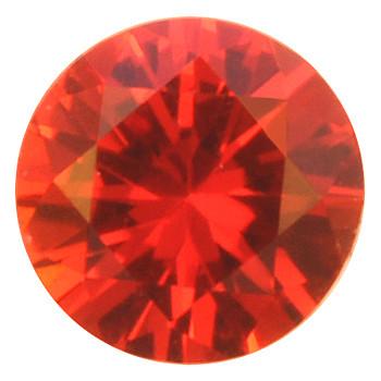 ( 467) briljantti rubiini 2,25mm/ VVS