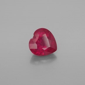 (430) Rubiini sydänhionta
