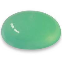 Kalsedoni / Chalcedony vihreä 6mm