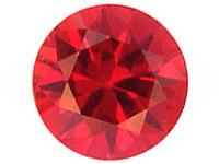 Tansanian rubiini / VVS