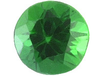 chrome tourmaline 2mm