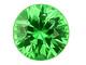 chrome tourmaline , kirkas vihreä