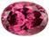 Rhodoliitti granaatti 1ct / VVS