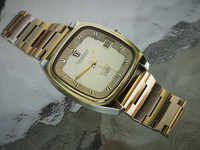 ISO Omega Constellation Chronometer  F-300, teräs / kulta cal1250