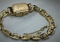 Suomalainen 14ct uniikki kultainen timanttikello, 1953