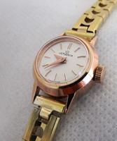 Lemania , vintage mekaaninen kello huollettuna