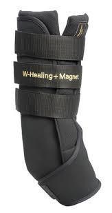 W-HEALING + MAGNET suojat tarrakiinnityksellä  (37 X 41 cm)