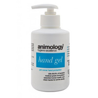 Animology antibakteerinen geeli käsille 250ml