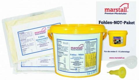Marstall Fohlen-NOT- paket varsan ensimmäisiin elintunteihin