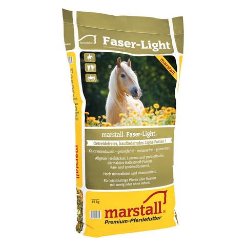 Marstall Faser-Light® – probioottinen kevytrehu 15kg