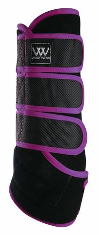 Woof Wear koulusuojat (Ultra violetti) pari