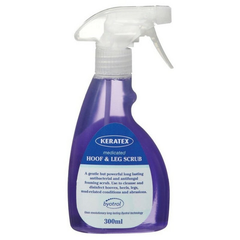 Keratex Hoof & Leg Scrub mutasuoja 300ml