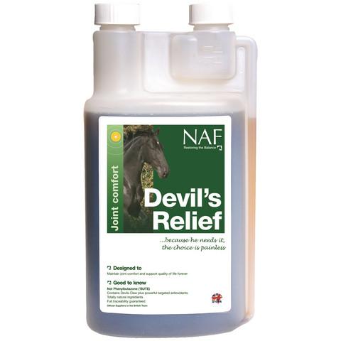 NAF Devils Relief Plus