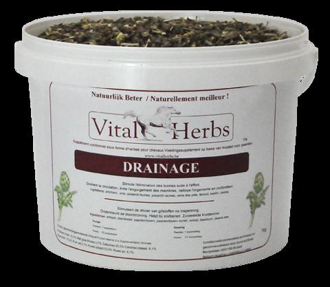 Vital Herbs Drainage & Laminitis