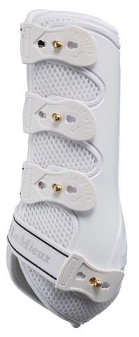 LeMieux Snug boots jännesuojat eteen (pari) Valkoinen
