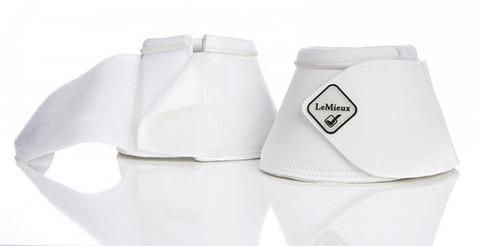 LeMieux WRAPROUND bootsit (valkoinen)