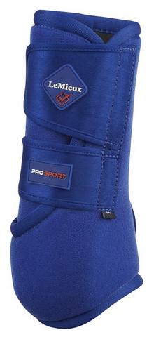 LeMieux Prosport Support Boots koulusuoja Benetton Blue (pari)