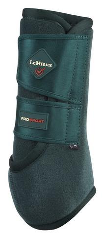 LeMieux Prosport Support Boots koulusuoja Vihreä (pari)