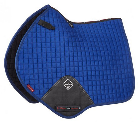 Lemieux ProSport Suede- satulahuopa Benetton Blue (estemalli)