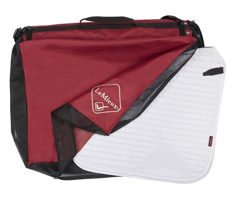 LeMieux satulahuopalaukku säilytykseen ja kuljetukseen ( Punainen) VIIMEINEN KAPPALE!!