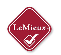 LeMieux  X-GRIP satulahuopa Navy (koulumalli)