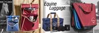 LeMieux varustelaukku karsinan oveen/seinälle (Burgundy) VIIMEINEN KAPPALE!!!