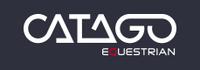 Catago Elite Shine ratsastuskäsineet (valkoinen)
