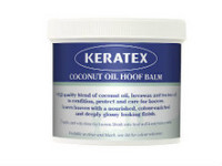 Keratex Coconut Oil kaviobalsami 400g (musta)
