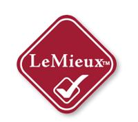 LeMieux Pro-Sorb Palahuopa Benetton Blue (estemalli)