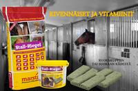 Marstall Stall-Riegel – maistuva ja herkullinen kivennäisrehu 20kg