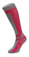LeMieux tekninen ratsastussukka (pinkki/harmaa) koko M